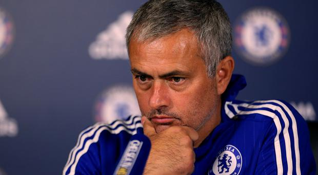 Chelsea manager Jose Mourinho has been given a suspended one-match stadium ban