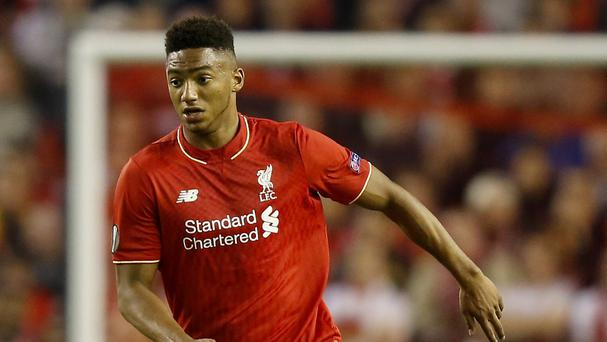 Liverpool manager Jurgen Klopp has given encouragement to injured defender Joe Gomez