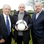 John Giles, Eamon Dunphy and Liam Brady