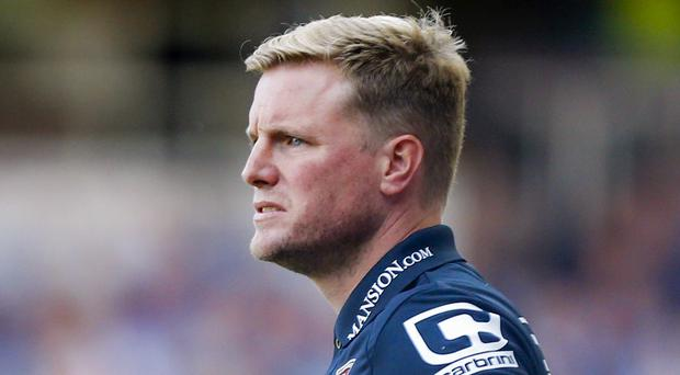 Bournemouth manager Eddie Howe is already planning his January recruitment