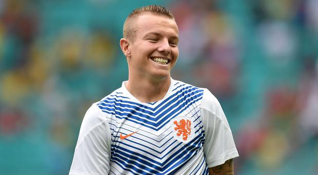 Ronald Koeman expects Jordy Clasie, pictured, to shine at Southampton