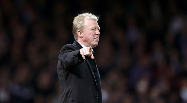 Newcastle United manager Steve McClaren believes he retains the support of his club's board