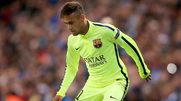 Neymar is regarded as one of the best players on the planet