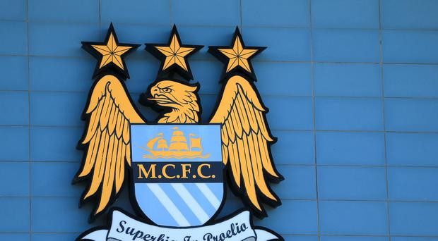 Manchester City will consider a badge redesign