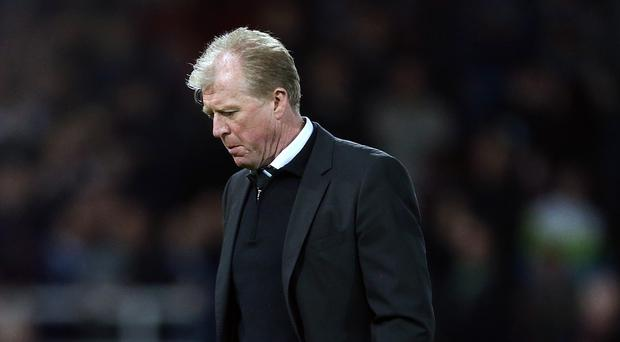 Head coach Steve McClaren remains confident Newcastle can drag themselves out of a slump