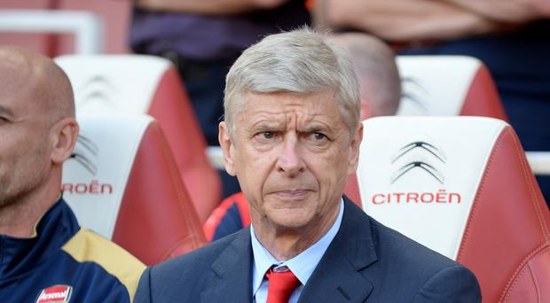 Arsenal manager Arsene Wenger is convinced his squad can challenge for the Barclays Premier League title this season