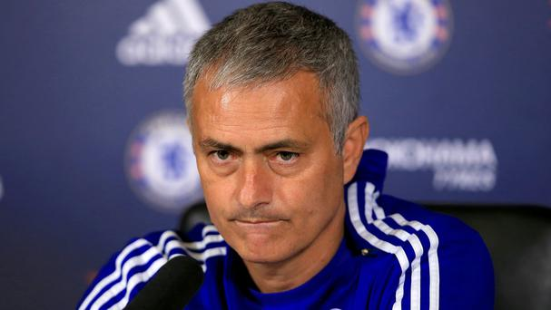 Jose Mourinho remains defiant despite Chelsea's poor form and FA sanctions