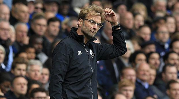 Jurgen Klopp's first Liverpool outing ended in stalemate