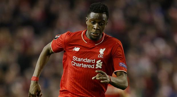 Divock Origi is confident he can make an impact at Liverpool