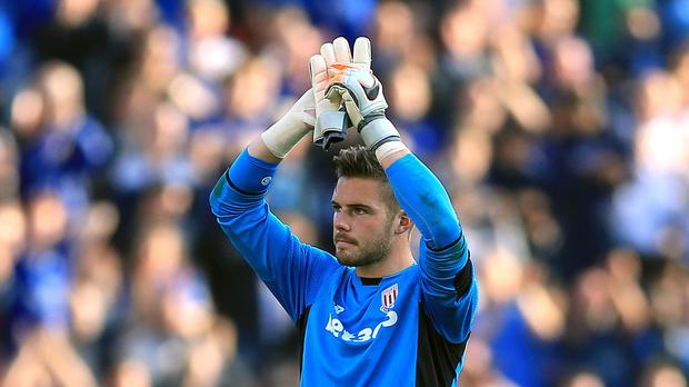 Stoke boss Mark Hughes hails 'outstanding' Jack Butland - Independent ie