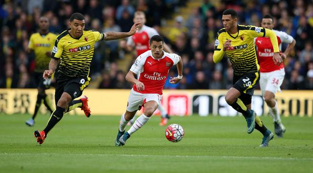 Alexis Sanchez and Arsenal impressed in a 3-0 win at Watford