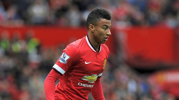 Jesse Lingard joined United's famed youth system aged seven