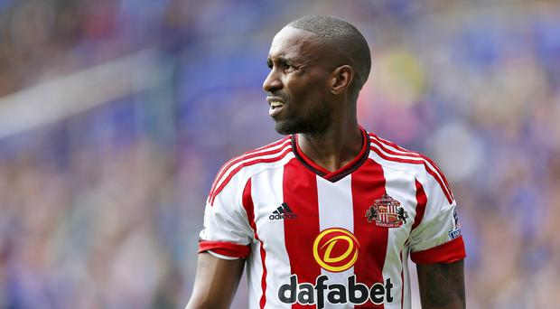 Jermain Defoe is not satisfied with a seat on Sunderland's bench