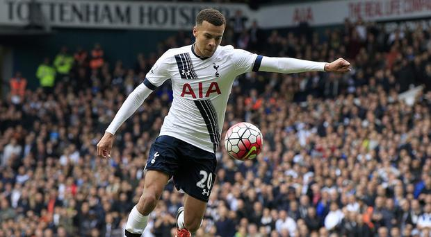 Dele Alli does not want Tottenham to dwell on their Europa League defeat