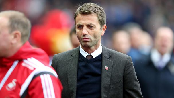 Tim Sherwood was sacked by Villa