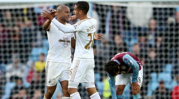 Swansea and Aston Villa could be punished by the FA following Saturday's tunnel skirmish at Villa Park