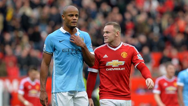 The Manchester derby ended in a goalless draw at Old Trafford