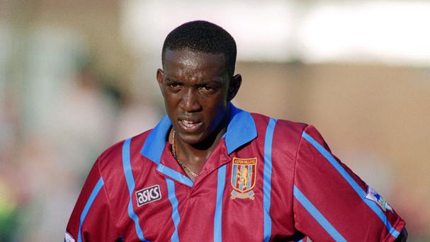 Dwight Yorke left Aston Villa for Manchester United in 1998