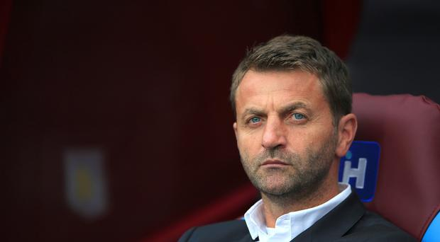 Tim Sherwood was sacked by Aston Villa on Sunday after Saturday's 2-1 defeat to Swansea