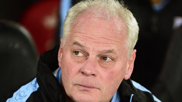 Aston Villa caretaker manager Kevin MacDonald had previously been working with the club's Under-21s