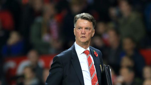 Louis van Gaal's Manchester United have failed to score in back-to-back fixtures at Old Trafford