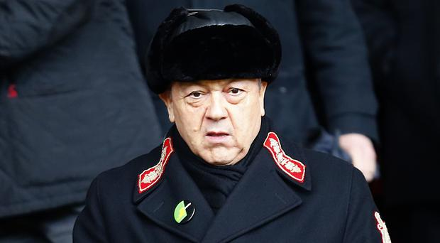West Ham co-chairman David Sullivan is dreaming of titles and Champions League football