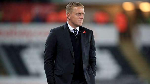 Swansea manager Garry Monk is seeking to improve his excellent record against Arsenal