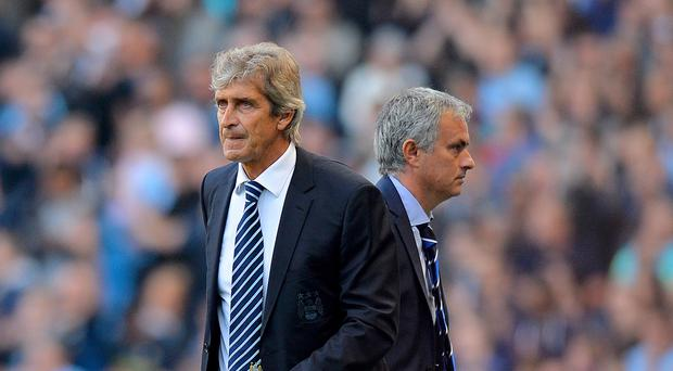 Manchester City manager Manuel Pellegrini expects rival boss Jose Mourinho to bounce back