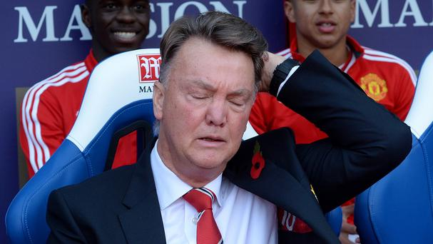 Manchester United manager Louis van Gaal knows more is expected of his team