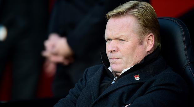 Ronald Koeman's Southampton ran out winners in their first match against Bournemouth since 2011