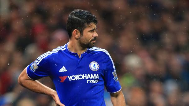 Diego Costa will face no further action over the incident