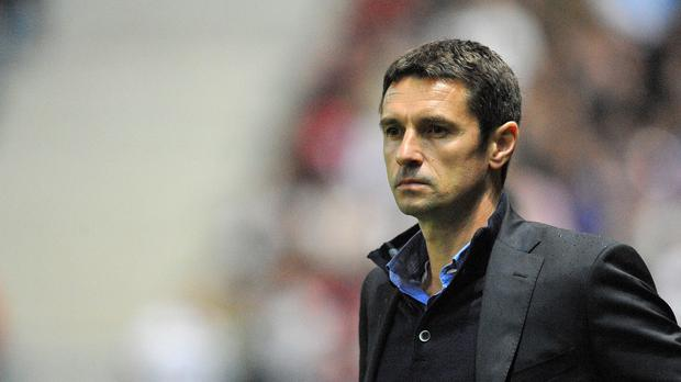 Remi Garde has been appointed Aston Villa manager