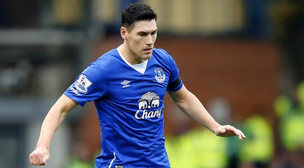 Gareth Barry knows the importance of keeping goals out as well as scoring them