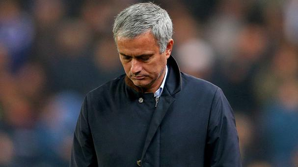 Jose Mourinho has been given a one-match stadium ban and a £40,000 fine by the Football Association