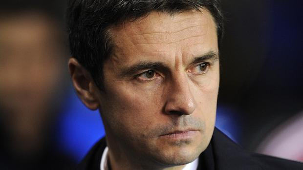 Remi Garde returns to management with Aston Villa after a year out following his departure from Lyon