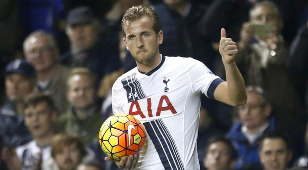 Tottenham Hotspur's Harry Kane has targeted victory over Arsenal
