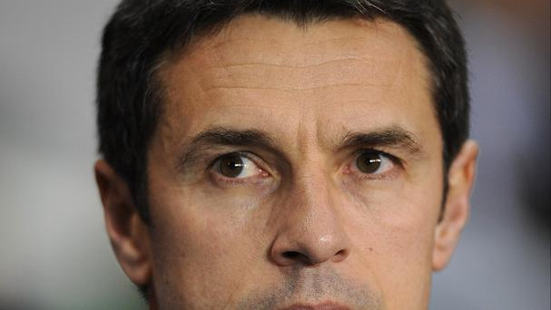 Remi Garde is Aston Villa's new manager