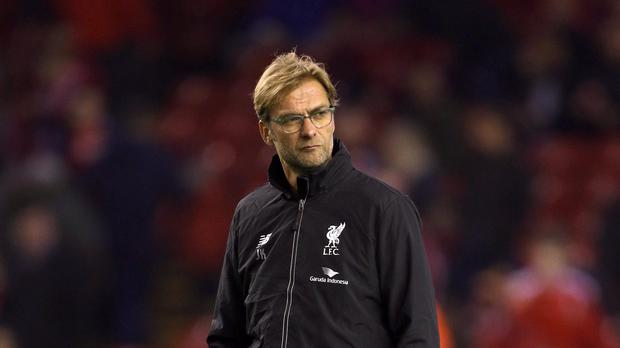 Liverpool manager Jurgen Klopp insists there is no prospect of Steven Gerrard returning to play