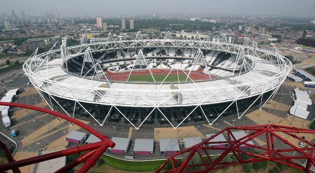 West Ham are moving to the Olympic Stadium for the start of next season