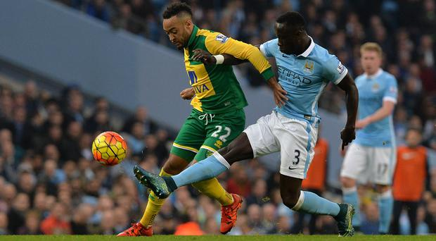 Norwich find themselves just two points clear of the bottom three