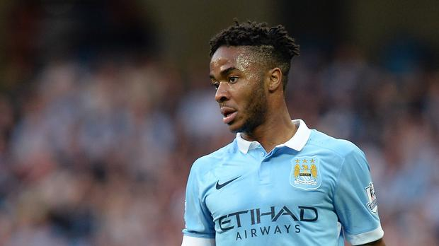 Raheem Sterling has scored six goals for Manchester City this season