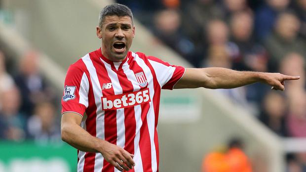 Jonathan Walters has been with Stoke since 2010