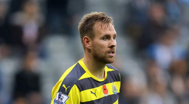 Newcastle's Rob Elliot may still not be available for Ireland's Euro 2016 play-off against Bosnia