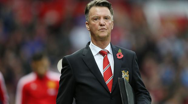 Louis van Gaal's Manchester United are four unbeaten in the league