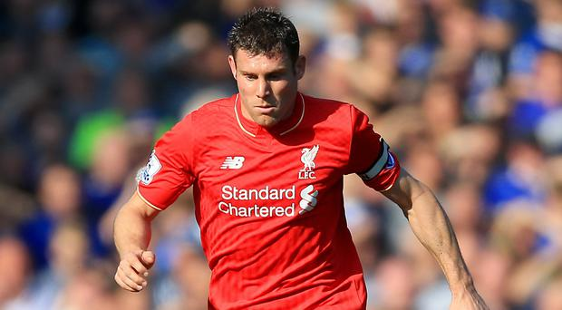 Liverpool midfielder James Milner is likely to miss England's friendlies with a hamstring problem