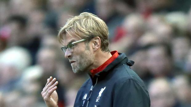Liverpool manager Jurgen Klopp has called for his players to give fans something to stay for