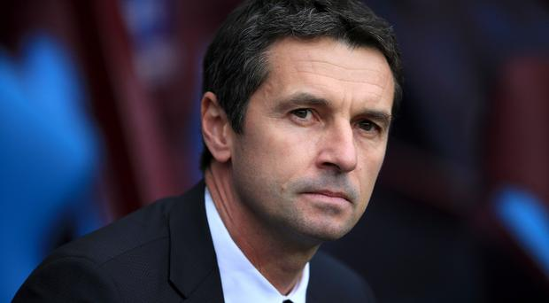 Aston Villa manager Remi Garde has an upbeat outlook on his team.