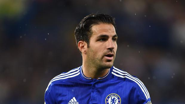 Cesc Fabregas, pictured, does not expect Jose Mourinho to be sacked by Chelsea