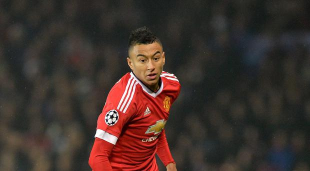 Manchester United midfielder Jesse Lingard admits size was an issue for him