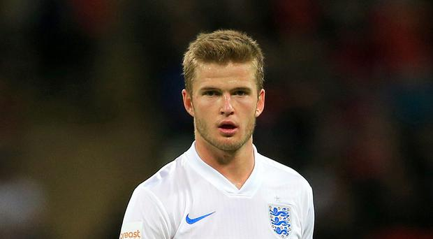 Eric Dier made his first Englad start in the win against France